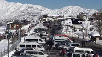 Transfer from Valle Nevado, Farellones, Colorado or La Parva ski to Santiago, Santiago, Airport & ...