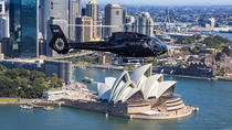 Helikoptertour over Sydney Harbour