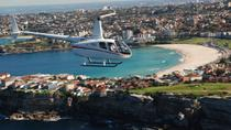 Sydney Beaches Tour by Helicopter, Sydney, Private Sightseeing Tours