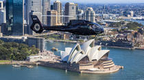 Sydney Harbour Tour by Helicopter, Sydney, Lunch Cruises