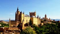Segovia with a small group with a glass of wine in your hand, Madrid, Food Tours