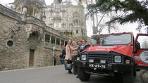 Wonder Jeep Private Tour of Sintra and Cascais, Cascais, 4WD, ATV & Off-Road Tours