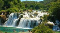 Krka National Park and Sibenik Day Trip from Plitvice Lakes with transfer to Split