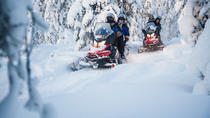 Full-Day Snowmobile Safari into the Lappish Wilderness in Rovaniemi, Rovaniemi