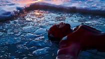 Northern Lights Aurora Borealis Ice-Floating in Rovaniemi, Rovaniemi, Night Tours
