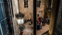 Requesens Palace Dinner Experience with Medieval Show, Barcelona, Private Sightseeing Tours
