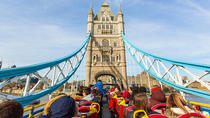 Den originale sightseeingturen i London: Hopp-på-hopp-av, London, Hop-on Hop-off Tours