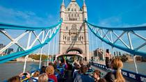 Klassisk sightseeingtur i London: hoppa på/hoppa av-buss, London, Hop-on Hop-off Tours