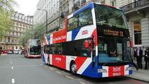 London Combo: Hop-On Hop-Off Bus Tour and Shrek's Adventure Admission Ticket , London, Hop-on...