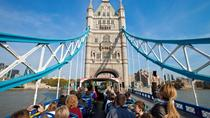 London Hop-On Hop-Off Bus and London Eye Ticket , London, Hop-on Hop-off Tours