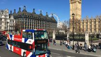 London Hop-On Hop-Off Bus Tour and Tower of London Ticket, London, Hop-on Hop-off Tours