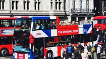 London Hop-On Hop-Off Tour and Madame Tussauds Entry Ticket, London, Sightseeing Passes