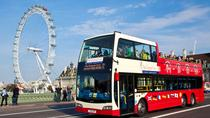London Kombi-Angebot: Hop-off-Tour und London Eye-Champagnerfahrt, London, Hop-on Hop-off Tours