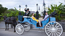 VIP Private Carriage Tour of French Quarter, New Orleans, Horse Carriage Rides
