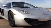 McLaren Supercar Experience at Arizona MotorSports Park, Phoenix, Custom Private Tours