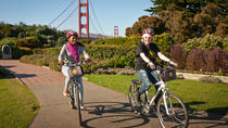 San Francisco Golden Gate Bridge Evening Bike Tour, San Francisco, Walking Tours