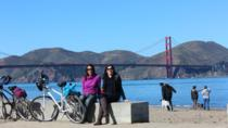 San Francisco Independent Electric Bike Tour with Rental, San Francisco, Private Sightseeing Tours