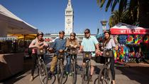 Tour di Alcatraz e Golden Gate Bridge fino a Sausalito, San Francisco, Bike & Mountain Bike Tours