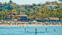 Sayulita and Punta Mita Day Trip with Surf Lesson, プエルトバラータ