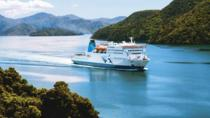 Ferry InterIslander : de Wellington à Picton, Wellington, Ferry Services
