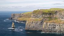 2-Day Tour by Train: Galway City, Cliffs of Moher, Medieval banquet in Bunratty Castle, Dublin, ...