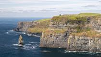 2-Day Western Ireland Tour from Dublin by Train: Limerick, Cliffs of Moher, Burren and Galway , ...