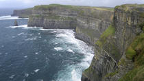 4-Tages-Bahnreise Ring of Kerry, Limerick, Cliffs of Moher, Galway und Connemara ab Dublin, Dublin, Multi-day Rail Tours