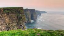 Tre dagar lång tågresa till Cork, Blarney Castle, Ring of Kerry och Cliffs of Moher, ...
