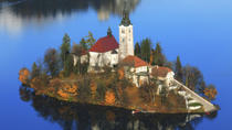 Bled and Bohinj Valley Tour from Ljubljana, Ljubljana, Half-day Tours