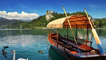 Bled Sightseeing Tour from Ljubljana with Cream Cake Tasting, Ljubljana, Private Day Trips