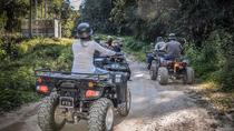 Quad Biking Tour in Kiulu, Kota Kinabalu, 4WD, ATV & Off-Road Tours