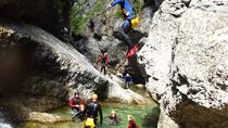 Canyoning Adventure in the Salzkammergut from Salzburg, ザルツブルク