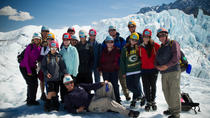 Matanuska Glacier Ice Fall Trek from Anchorage, Anchorage, null