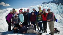 Matanuska Glacier Ice Fall Trek, Anchorage, Hiking & Camping