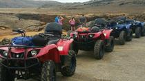 ATV Off-Road Tour and Natural Pool Snorkeling, Aruba, Half-day Tours