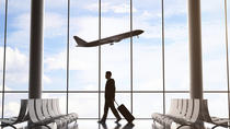 Club Mobay Layover Lounge Access and Round-Trip Shared Airport Transfer, Montego Bay