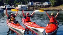 Gibsons Beachcomber Kayak Tour, Sunshine Coast, Kayaking & Canoeing