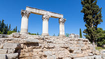 Ancient Corinth and Corinth Canal Private Tour from Athens, Athens, Day Trips