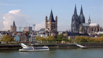 Cologne Sightseeing Cruise, Rhine River, Day Cruises