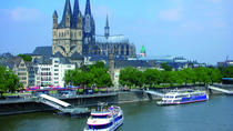 Cologne Super Saver: Sightseeing Cruise and Meal all'Hard Rock Cafe di Colonia, Colonia, Esperienze gastronomiche