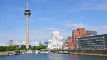 Düsseldorf Panoramic Sightseeing Cruise Including Commentary, Düsseldorf