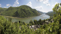 KD Rhine Pass - Nostalgic Route - Rhine Cruise from Koblenz to Rudesheim, Koblenz, Hop-on Hop-off ...