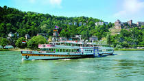 KD Rhine Pass - Nostalgic Route - Rhine Cruise from Koblenz to Rudesheim, Koblenz, Day Cruises