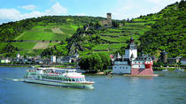Rhine River 20 Castles Boat Tour Pass, Frankfurt, Day Cruises