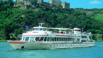 Rhine River Cruise from Koblenz to St Goare: Loreley Rock, Ehrenbreitstein Fortress and Koblenz ...