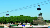 Rhine River Cruise from Koblenz to St. Goare: Loreley Rock, Ehrenbreitstein Fortress and Koblenz ...