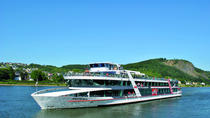 Rhine River Cruise to Königswinter with Sea Life Visit or Drachenfels Cliff, Rhine River, Day ...