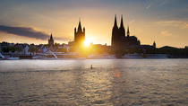 Rhine River Evening Panorama Cruise in Cologne, Cologne, Hop-on Hop-off Tours