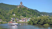 Two Rivers: Moselle and Rhine River Sightseeing Cruise from Koblenz, Koblenz, Day Cruises