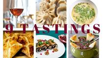 9 Tastings - A private food walk through historical Tbilisi, Tbilisi